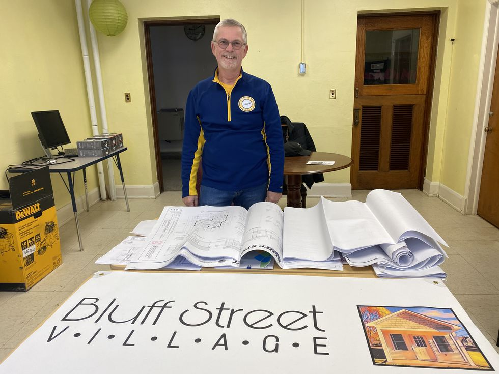 Bluff Street Plans