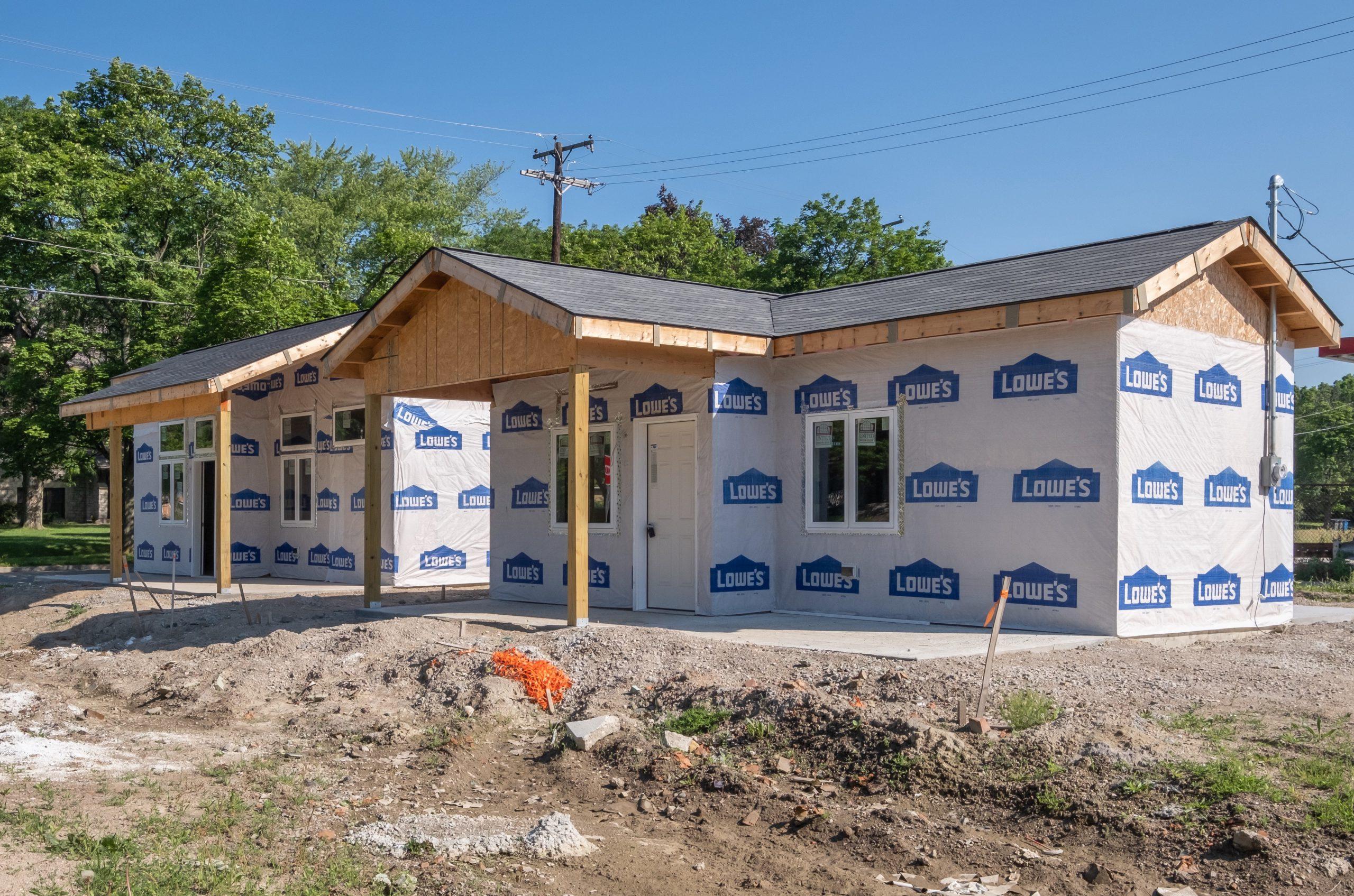 Construction Progress June 2021